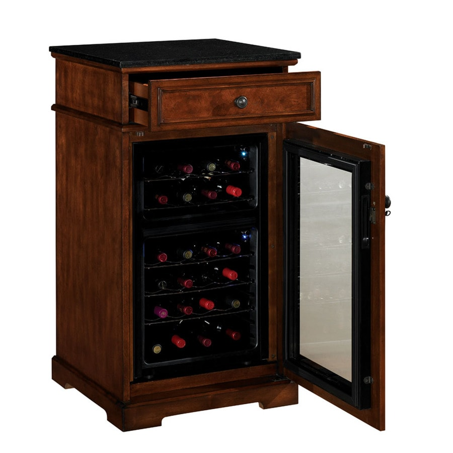 Tresanti 24 Bottle Wine Cabinet At Lowes Com