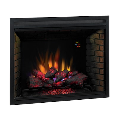 Admirable Classicflame 38 9 In Black Electric Fireplace Insert At Home Interior And Landscaping Mentranervesignezvosmurscom