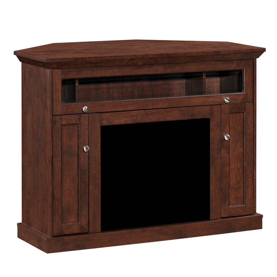 ClassicFlame Windsor Antique Cherry Fireplace TV Stand