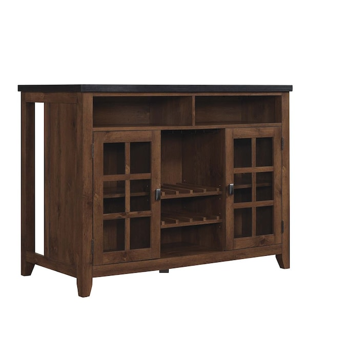 Tresanti 24 5 In L X 47 5 In W X 36 In H Antique Pine Kitchen Island In The Kitchen Islands Carts Department At Lowes Com