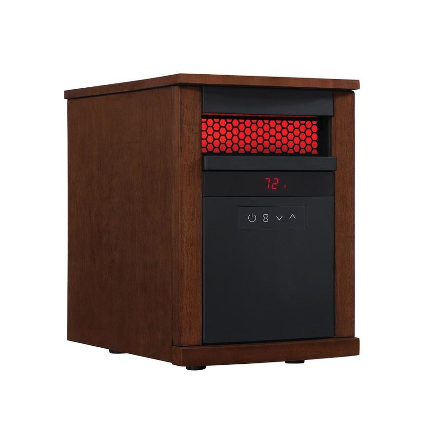 Duraflame 5200-BTU Infrared Quartz Cabinet Electric Space Heater with Thermostat