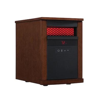 1500 Watt Infrared Quartz Cabinet Electric Space Heater