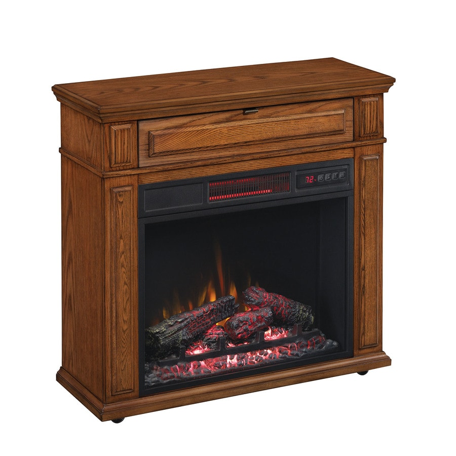 Duraflame Electric Fireplace 301 Moved Permanently Shop Duraflame 31 5 In W 5200 Btu Cherry