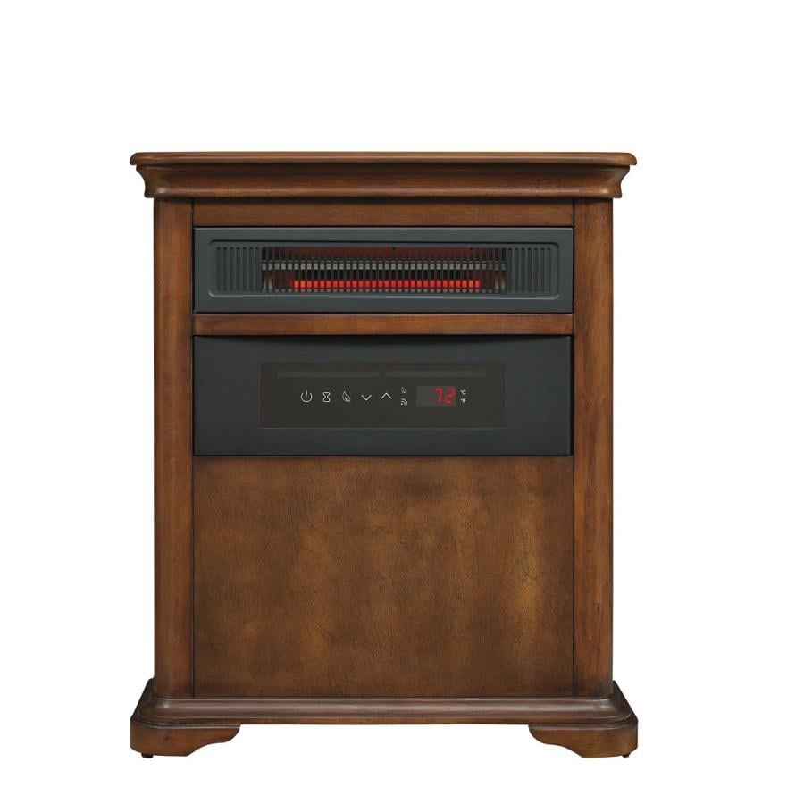 Duraflame 1500 Watt Infrared Cabinet Electric Space Heater
