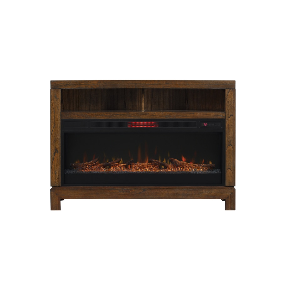 Chimney Free Inches W-BTU Electric Fireplace
