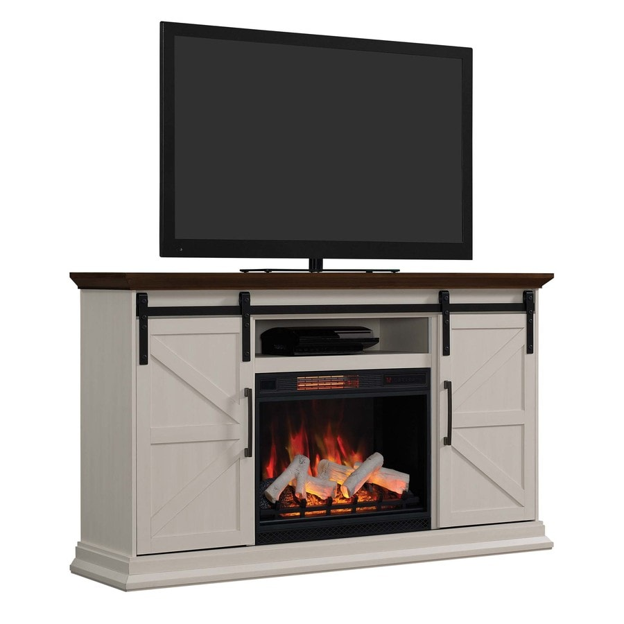 Shop Chimney Free Inches W-BTU Electric Fireplace at Lowes.com