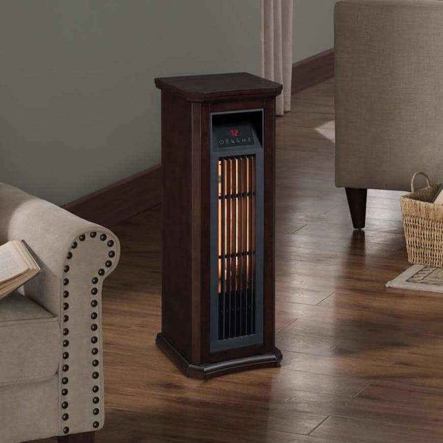 Duraflame 1500 Watt Infrared Quartz Cabinet Electric Space