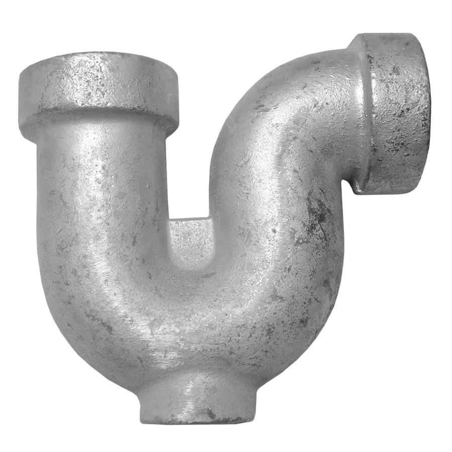 AMERICAN VALVE Cast Iron Trap