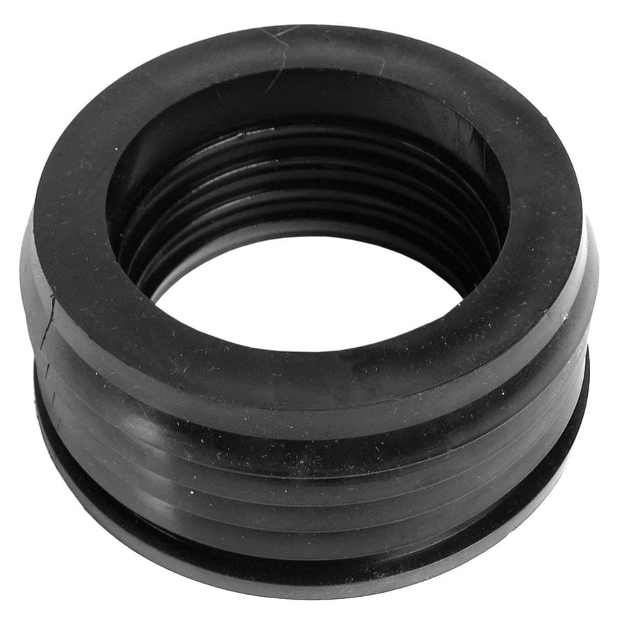 AMERICAN VALVE 4-Pack 2-in dia Flexible PVC Donut Fittings