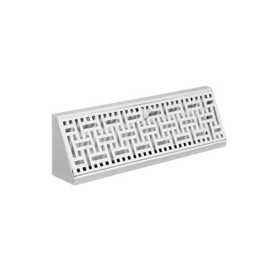 Accord Select Baseboard Register (Duct Opening: 2 25-in x 12