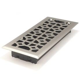 Shop Accord Select Marquis Satin Nickel Steel Floor