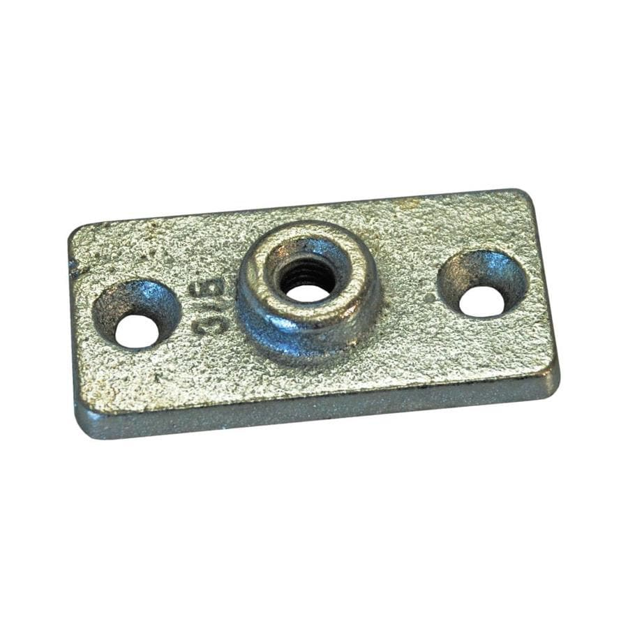 AMERICAN VALVE 3/8-in dia Steel Ceiling Flange  sc 1 st  Loweu0027s & Shop Pipe Support u0026 Clamps at Lowes.com