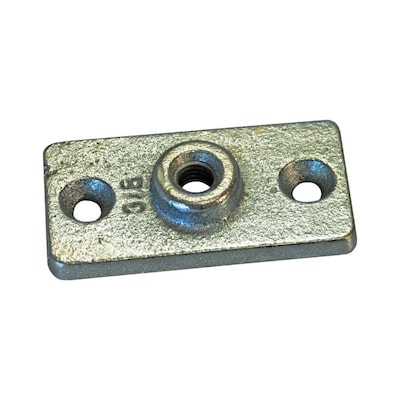 3 8 In To 3 8 In Dia Steel Ceiling Flange