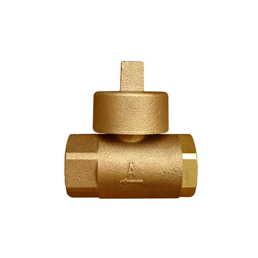 AMERICAN VALVE Bronze 3/4-in Female Ball Valve