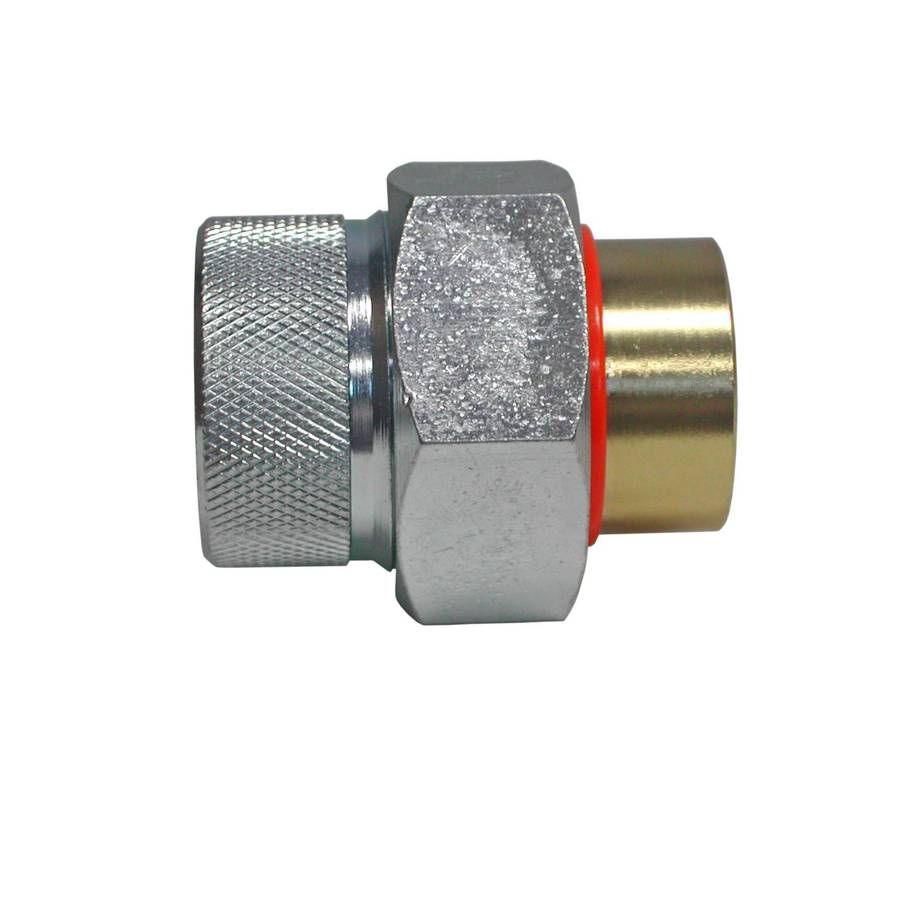 AMERICAN VALVE 1-in x 1-in Slip Dielectric Union Fitting