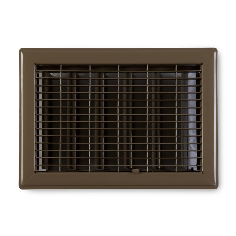 Shop accord ventilation 115 series painted steel floor for 10 x 12 floor grate