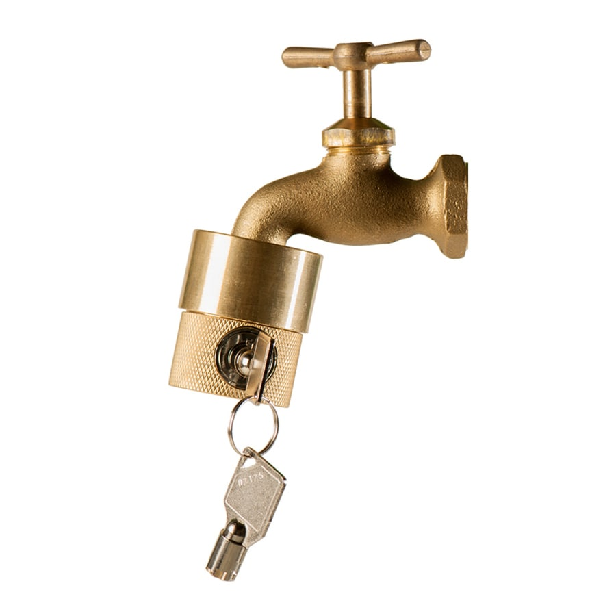 Shop AMERICAN VALVE Bronze Hose-Bib Lock at Lowes.com