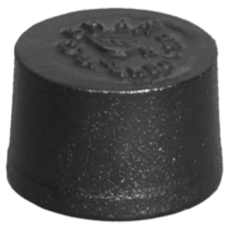 Charlotte Pipe 2-in dia Blind Plug Cast Iron Fitting