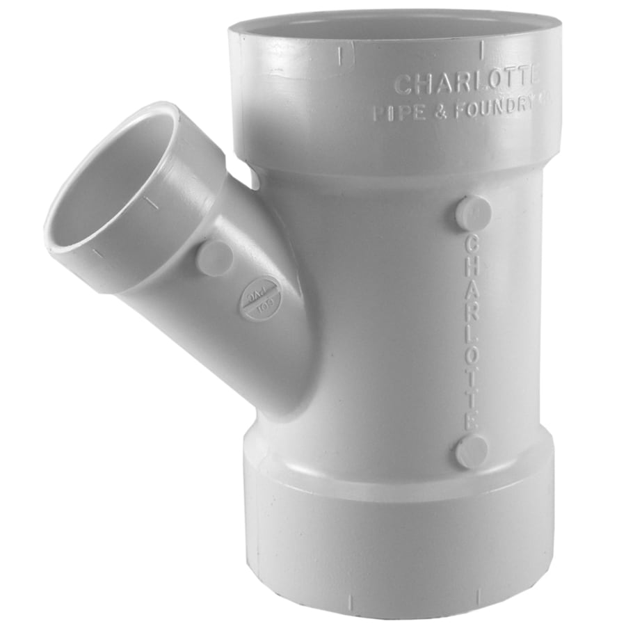 Dia in pvc adapter pipe cleanout coupling p trap wye