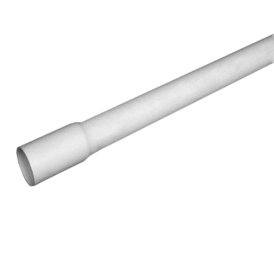 Charlotte Pipe 1-1/2-in x 20-ft 160-PSI PVC Pipe