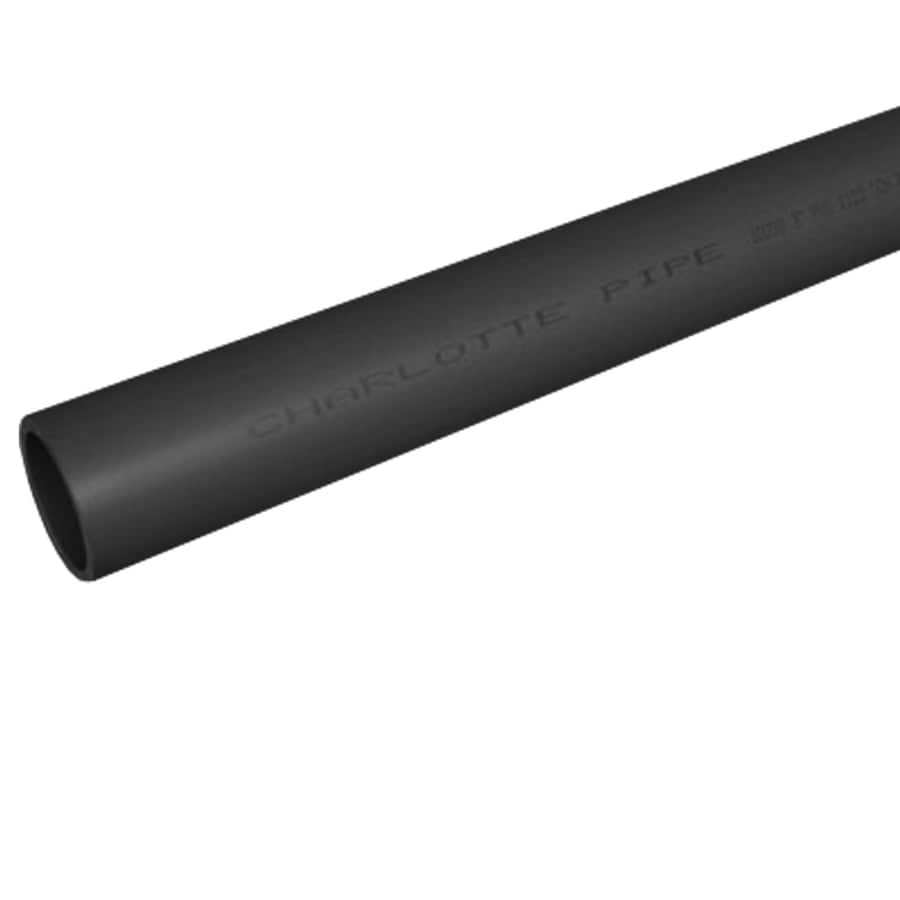 Charlotte Pipe 12-in x 20-ft 230 Schedule 80 PVC Pipe