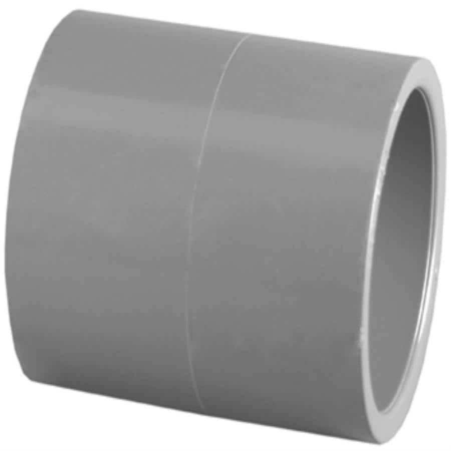 Charlotte Pipe 1-1/4-in dia PVC Sch 80 Coupling