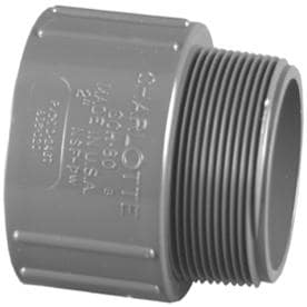 Pvc Sch 80 Fittings At Lowes Com