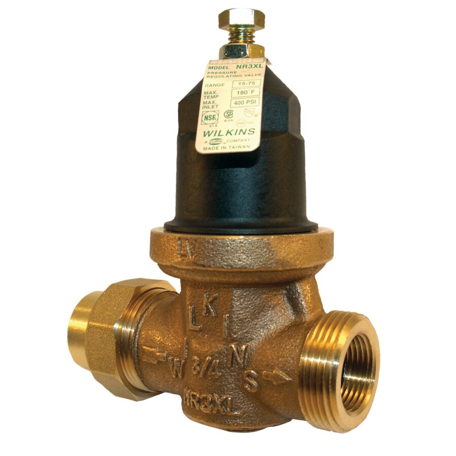 Wilkins Bronze Female Pressure Reducing Valve