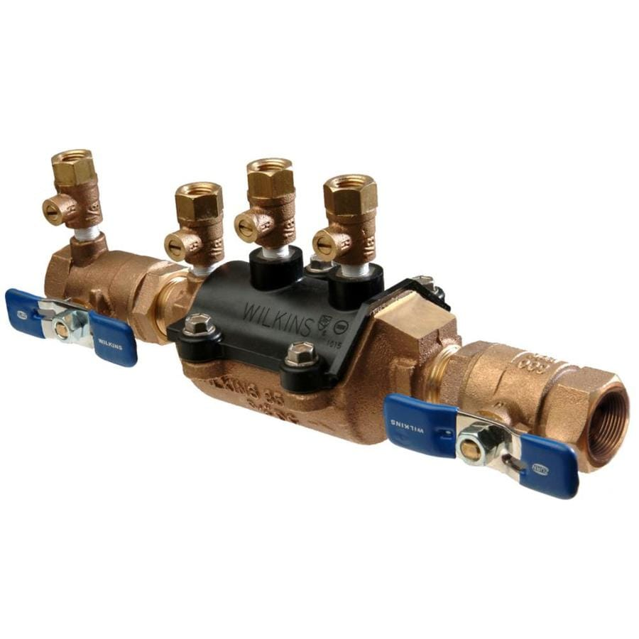 Zurn Bronze 3/4-in Female Backflow Preventer