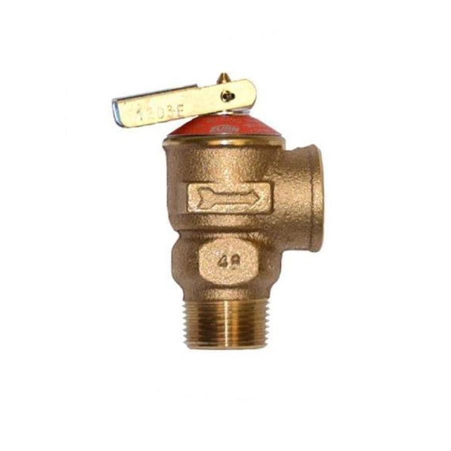 Zurn Universal 90-Degree Water Heater Pressure Regulator