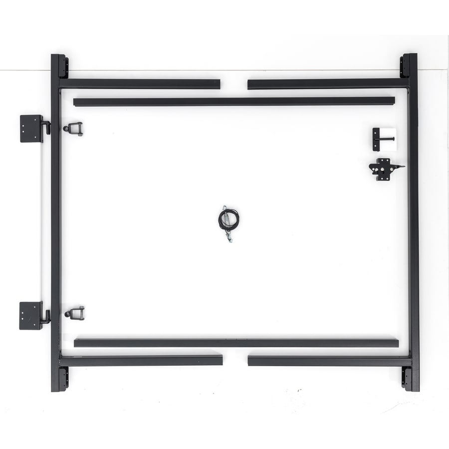 Adjust-A-Gate Original Black Gate Frame Kit