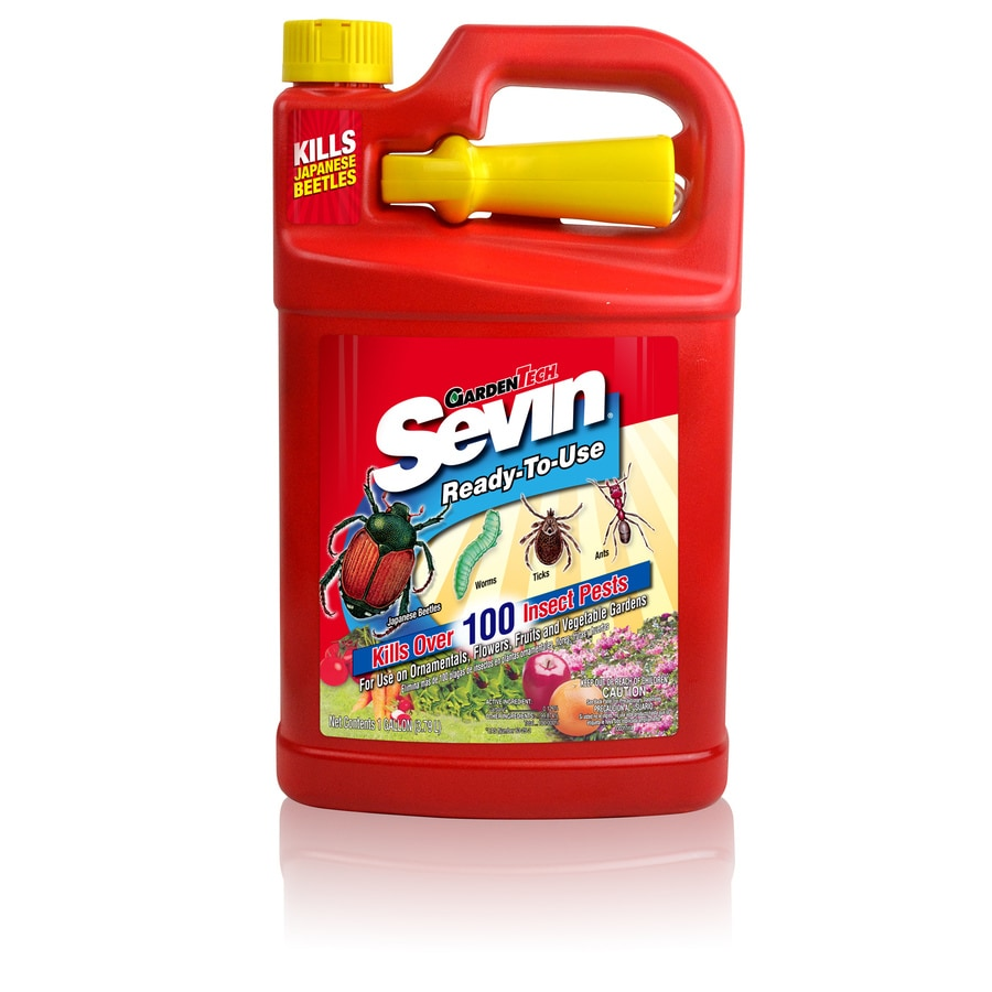 Sevin 1-Gallon Garden Insect Killer