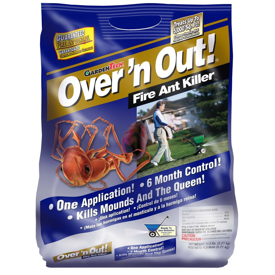 Over 'n Out Over 'N Out Fire Ant Killer