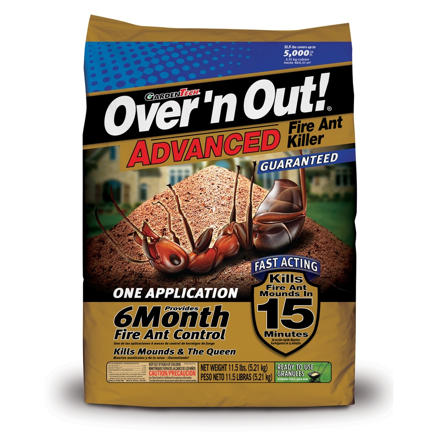 Over 'n Out Advanced Fire Ant Killer