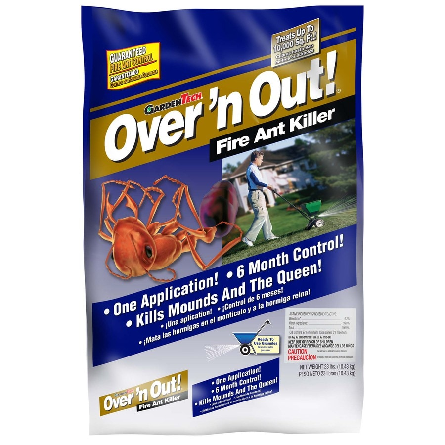 Over 'n Out Over 'N Out Pesticide