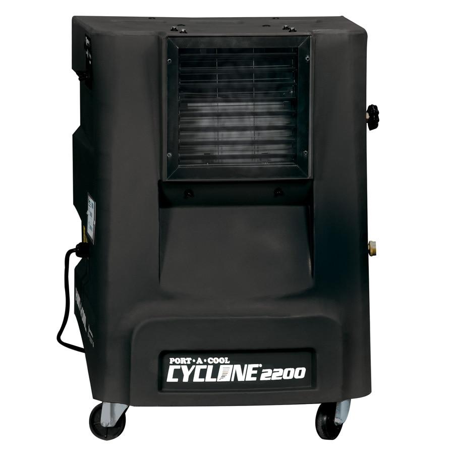 Shop Port-A-Cool 500-sq ft Portable Evaporative Cooler (2200 CFM) at Lowes.com