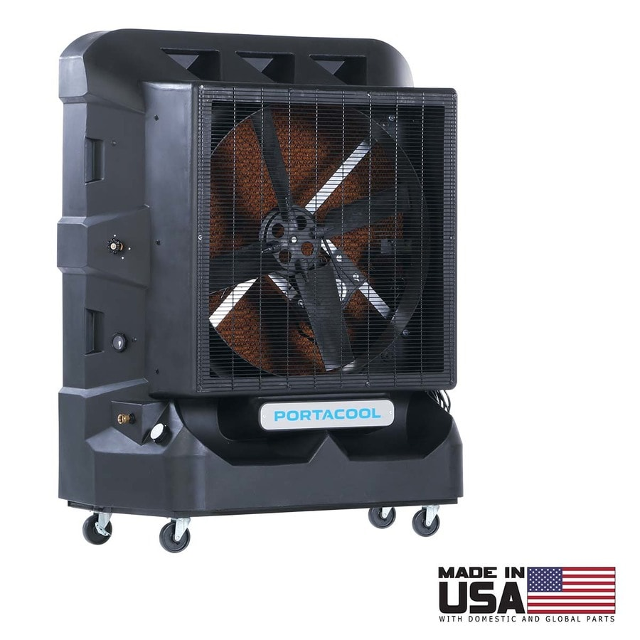 Portacool 2 000 Sq Ft Portable Evaporative Cooler 8 000
