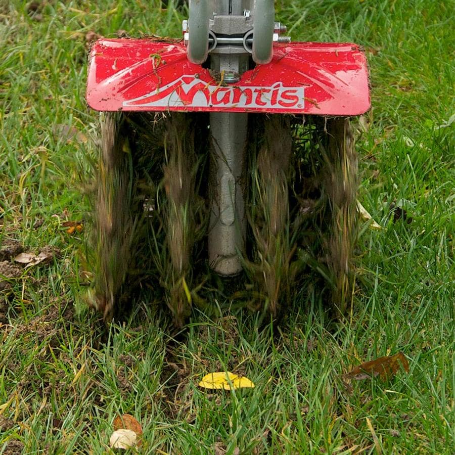 MANTIS Aerator Attachment for 2 Cycle & 4 Cycle 9-Inch Mantis Tillers