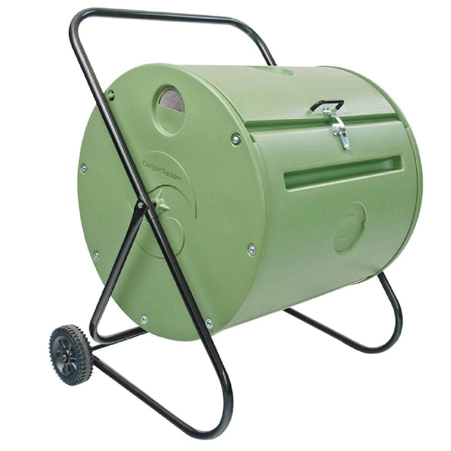 MANTIS 37-Gallon Plastic Stationary Bin Composter