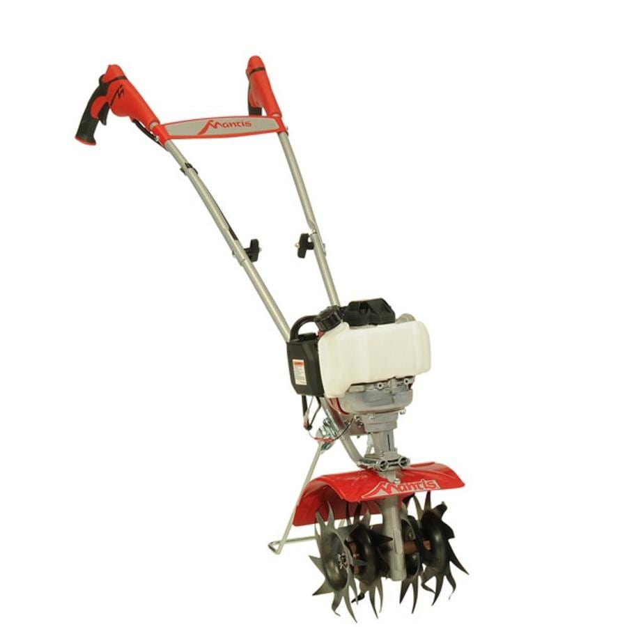 Mantis Mini Tiller Cultivator 25 Cc 9 In Front Tine Carb