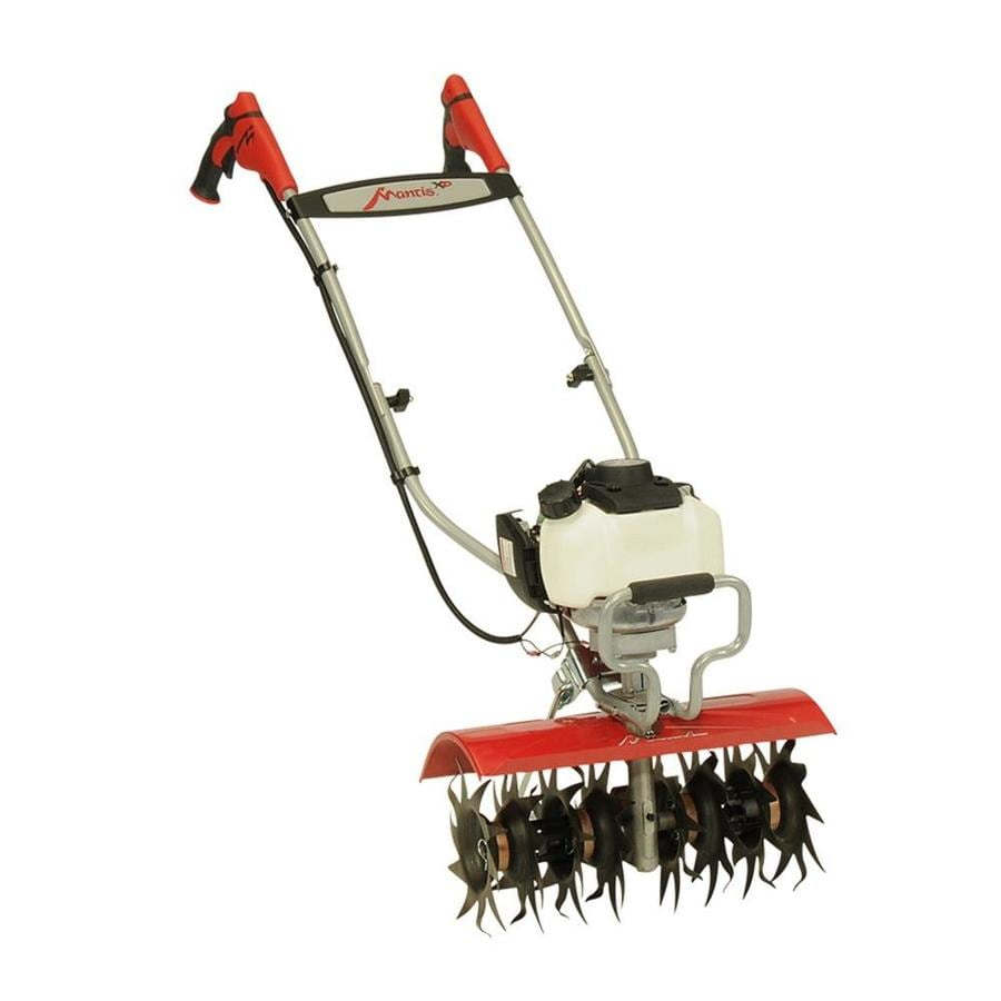 Mantis Mini Tiller Cultivator 35 Cc 16 In Front Tine Carb