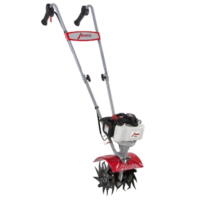 MANTIS Mini-Tiller/Cultivator 25-cc 9-in Front-Tine Forward