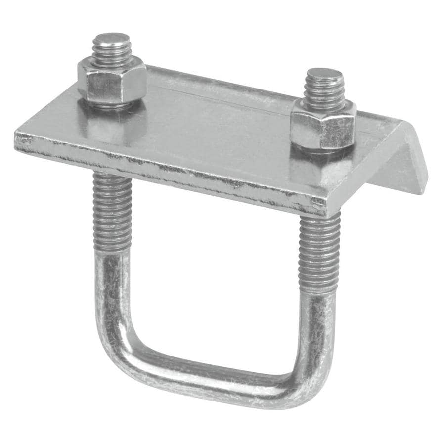 SUPERSTRUT 1/2-in Straight Strut Beam Clamp