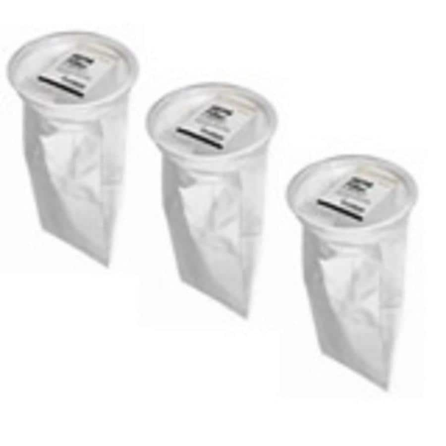 Dustless 3-Pack 1-Gallon Replacement HEPA Filters