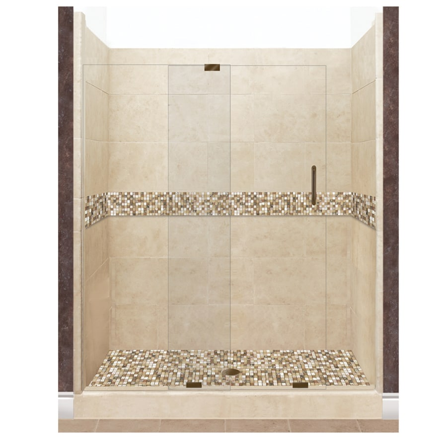 Shop American Bath Factory Mesa Solid Surface Wall Stone