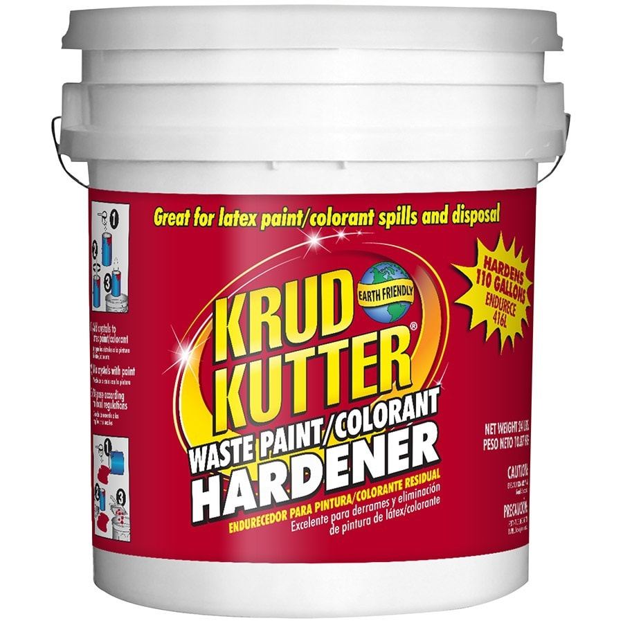 Krud Kutter Paint Hardener (Actual Net Contents: 640-oz)