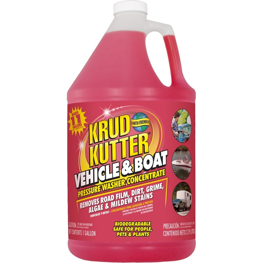 Krud Kutter 1-Gallon Vehicle and Boat Pressure Washer Concentrate