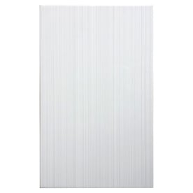 Style Selections Blairlock White Ceramic Wall Tile (Common: 10 In X 16