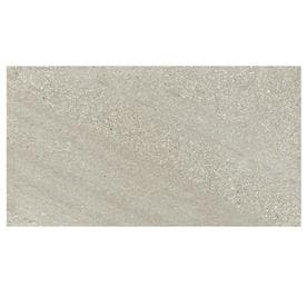 MULIA TILE Balance Gray 12-in x 24-in Porcelain Floor and Wall Tile (Common: 12-in x 24-in; Actual: 11.69-in x 23.58-in)