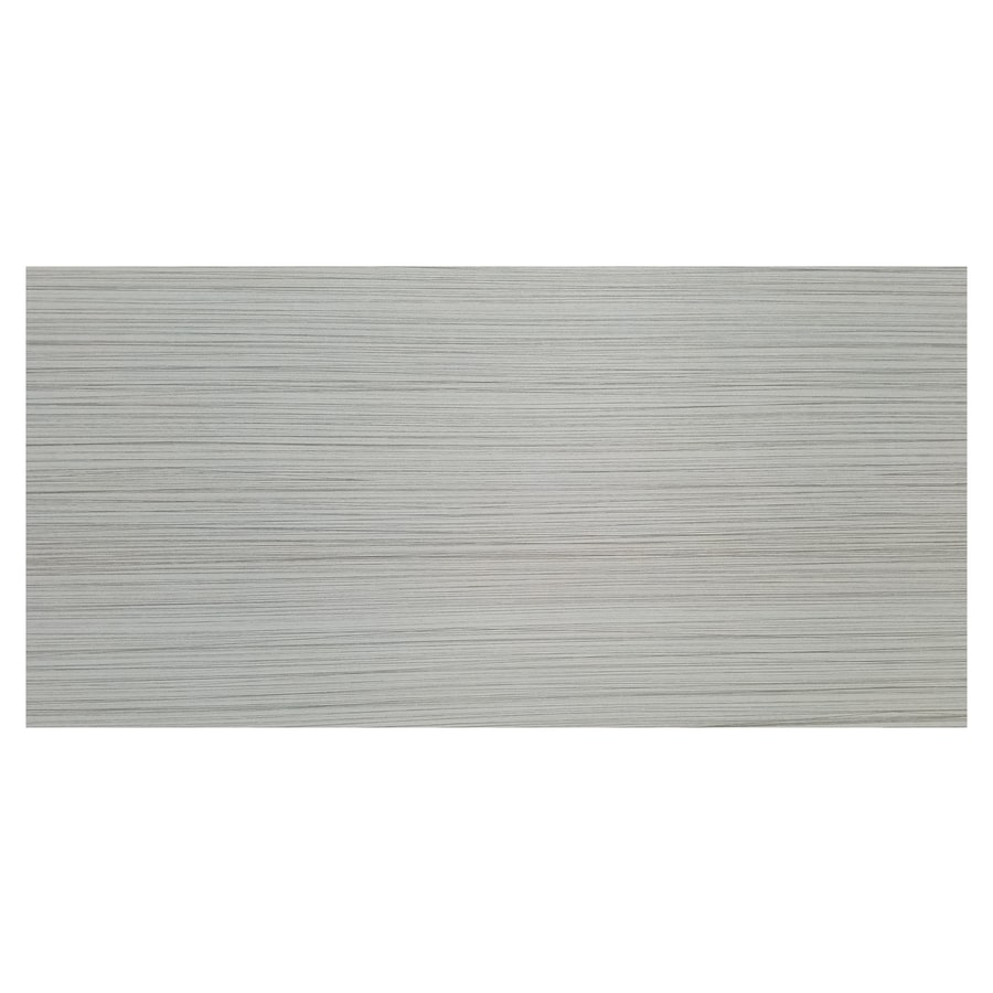 Shop MULIA TILE Skyline Grey Porcelain Floor and Wall Tile (Actual ...